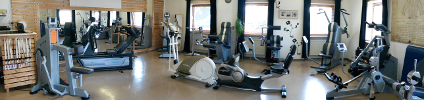 Physio Fitness Saal